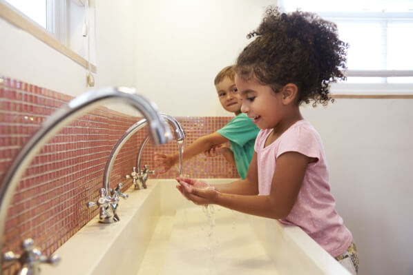 Teaching Proper Hygiene to Preschoolers