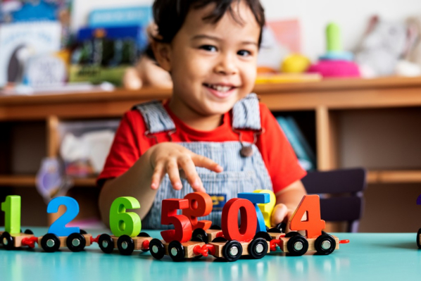 Early Childhood Education: Fun-Learning Programs